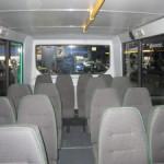 Фото салона автобуса gazelle next