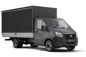 Серый кузов