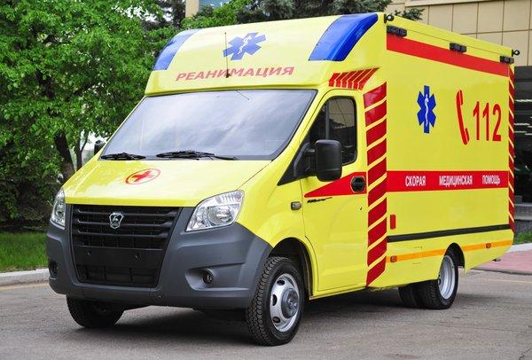 Фотография скорой помощи на базе ГАЗели Next