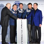 Дмитрий Медведев дает команду Поехали! новой Газели